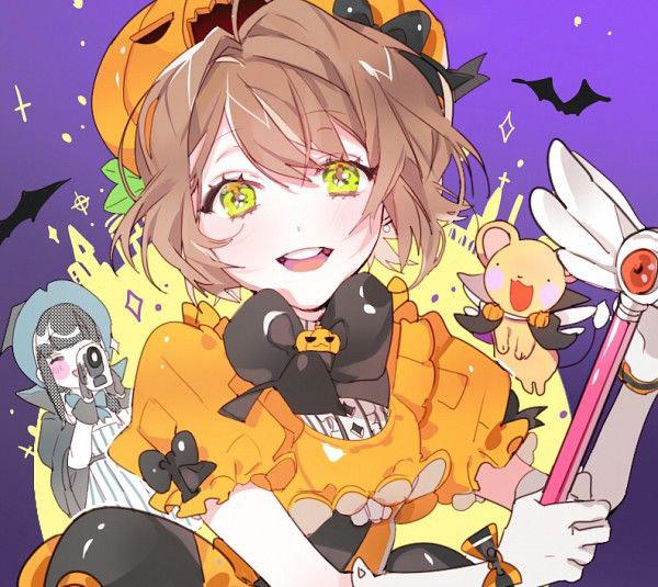 Ảnh anime halloween