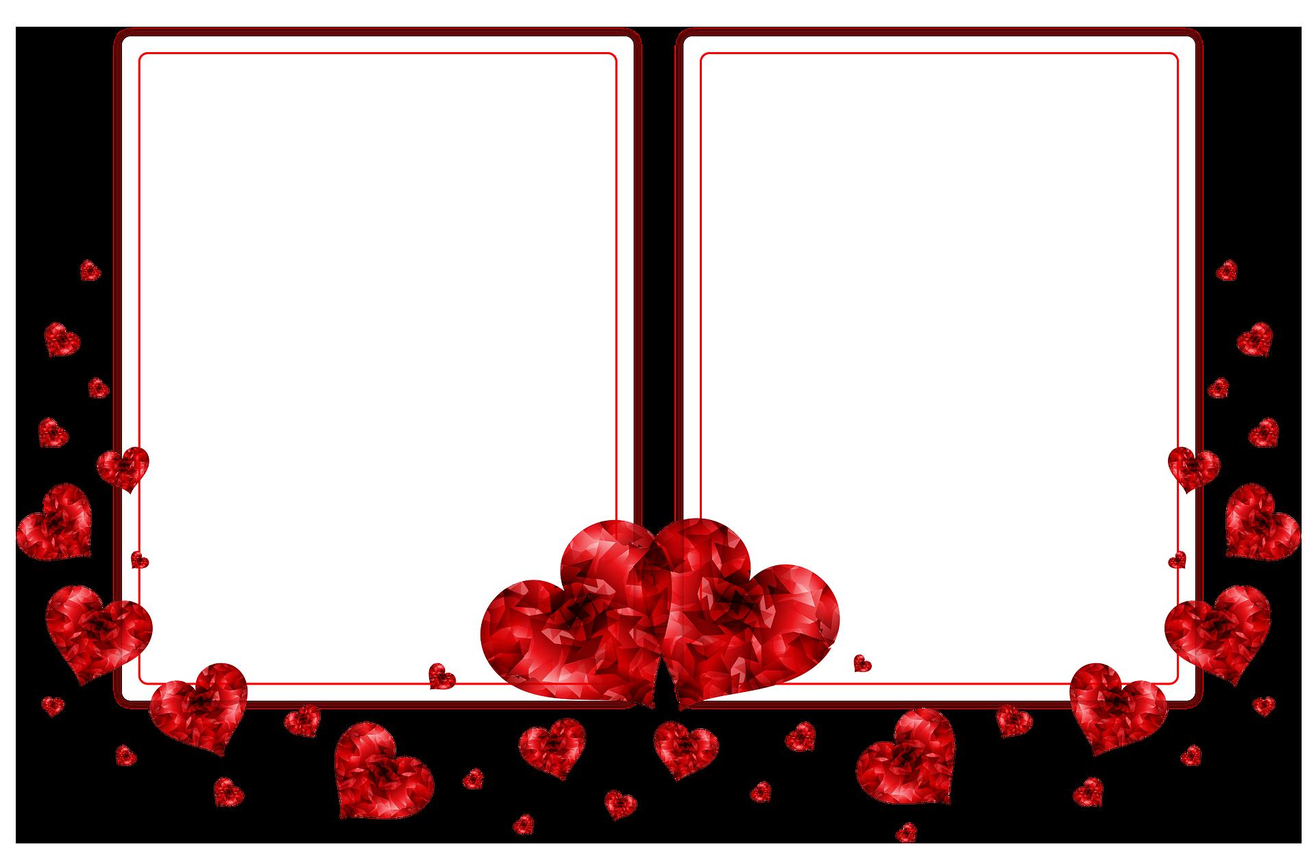 Frame ảnh cặp đôi