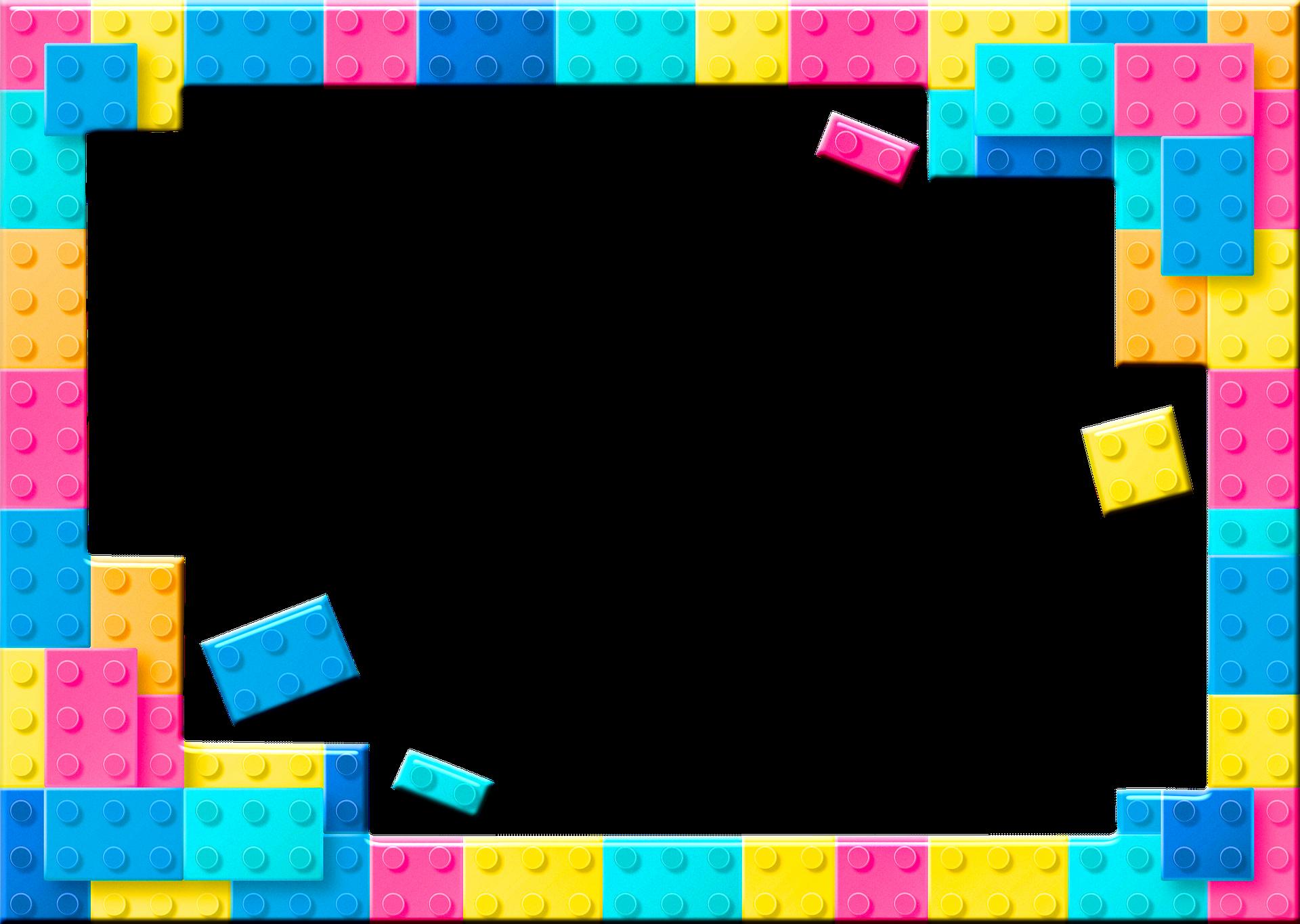 Frame ảnh phong cách lego