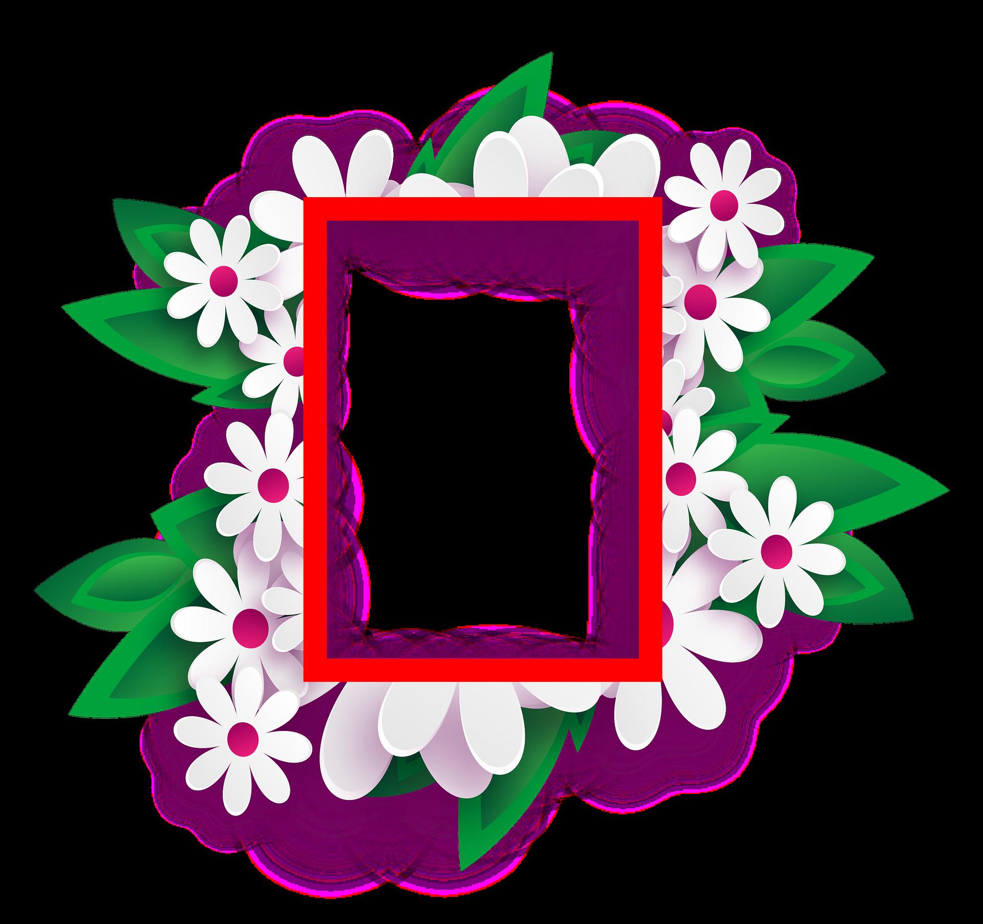 Frame ảnh treo tường PNG