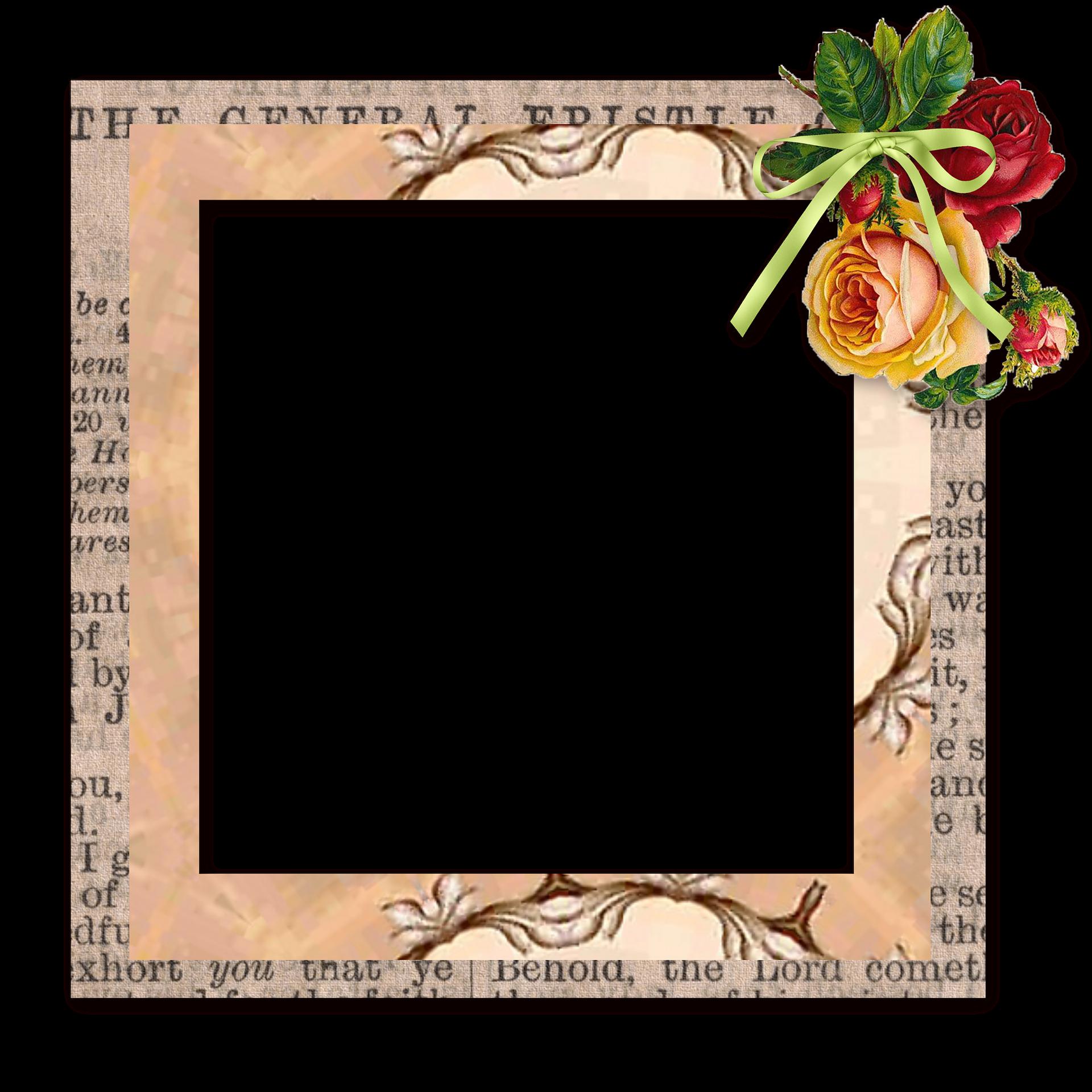 Frame khung ảnh vuông
