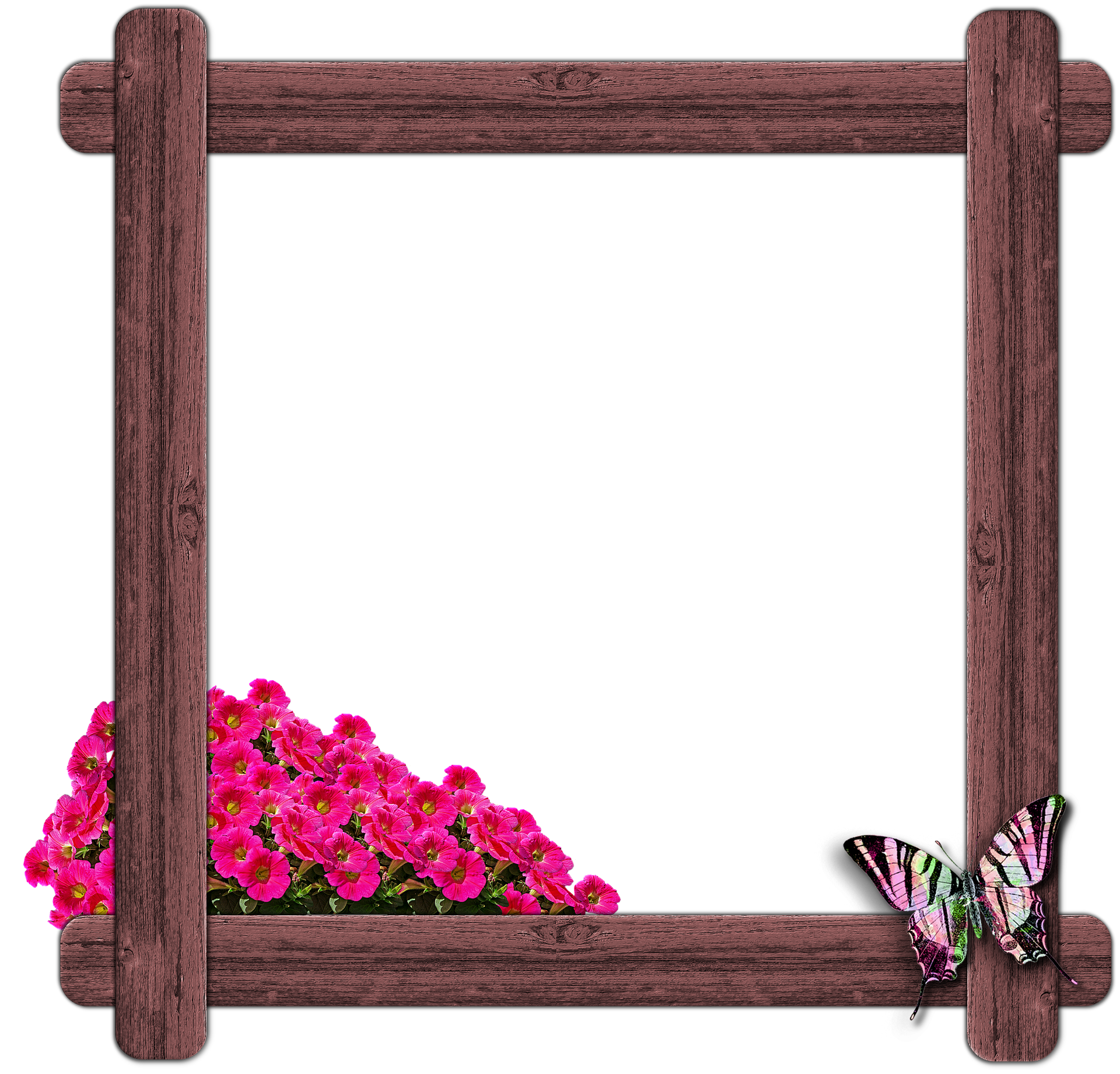 Frame khung gỗ đáng yêu