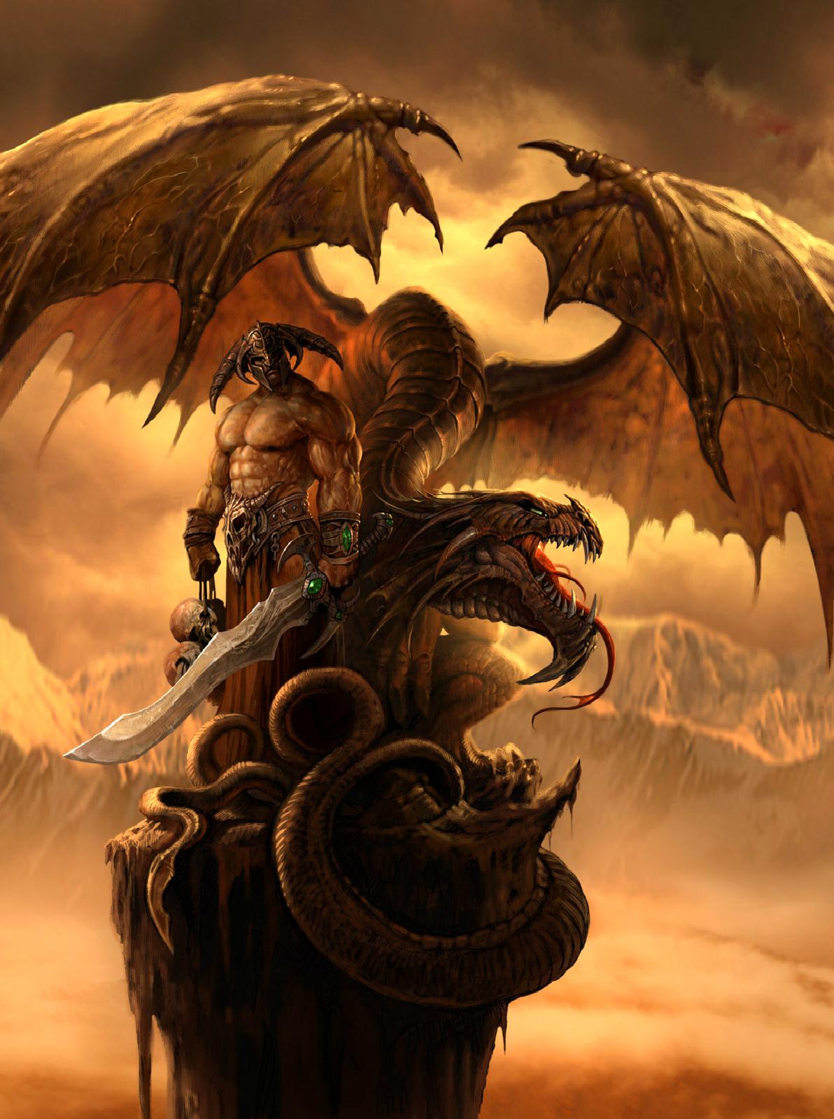 Hình ảnh chiến binh rồng