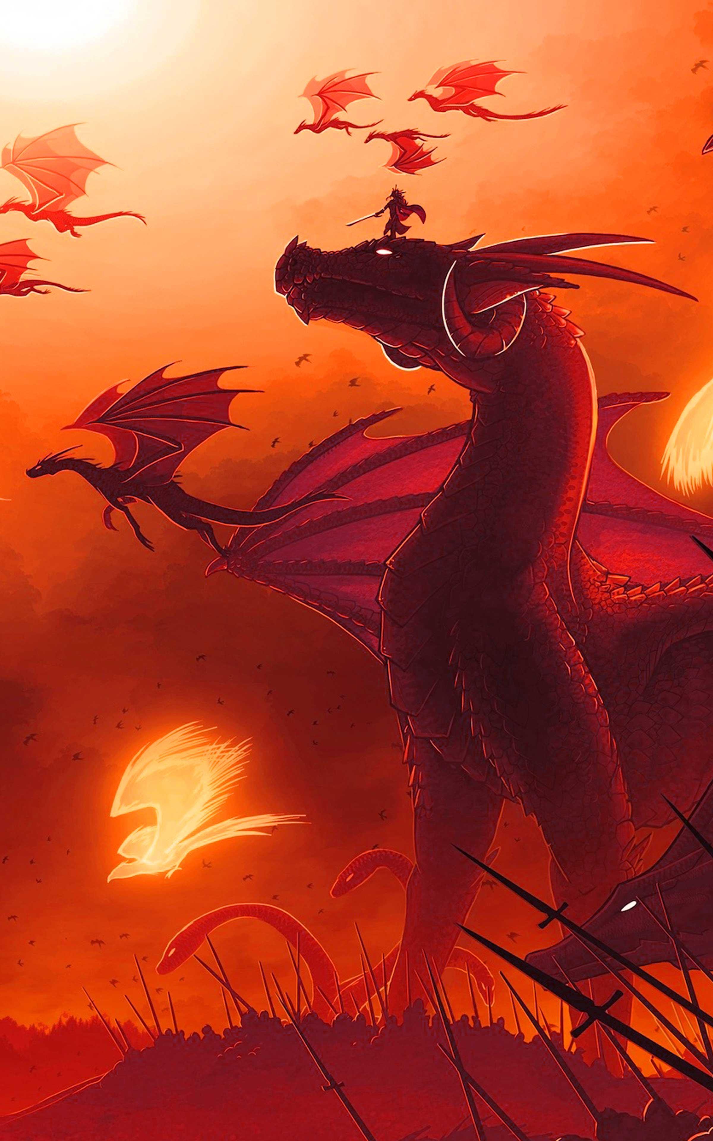 Hình ảnh con rồng đẹp