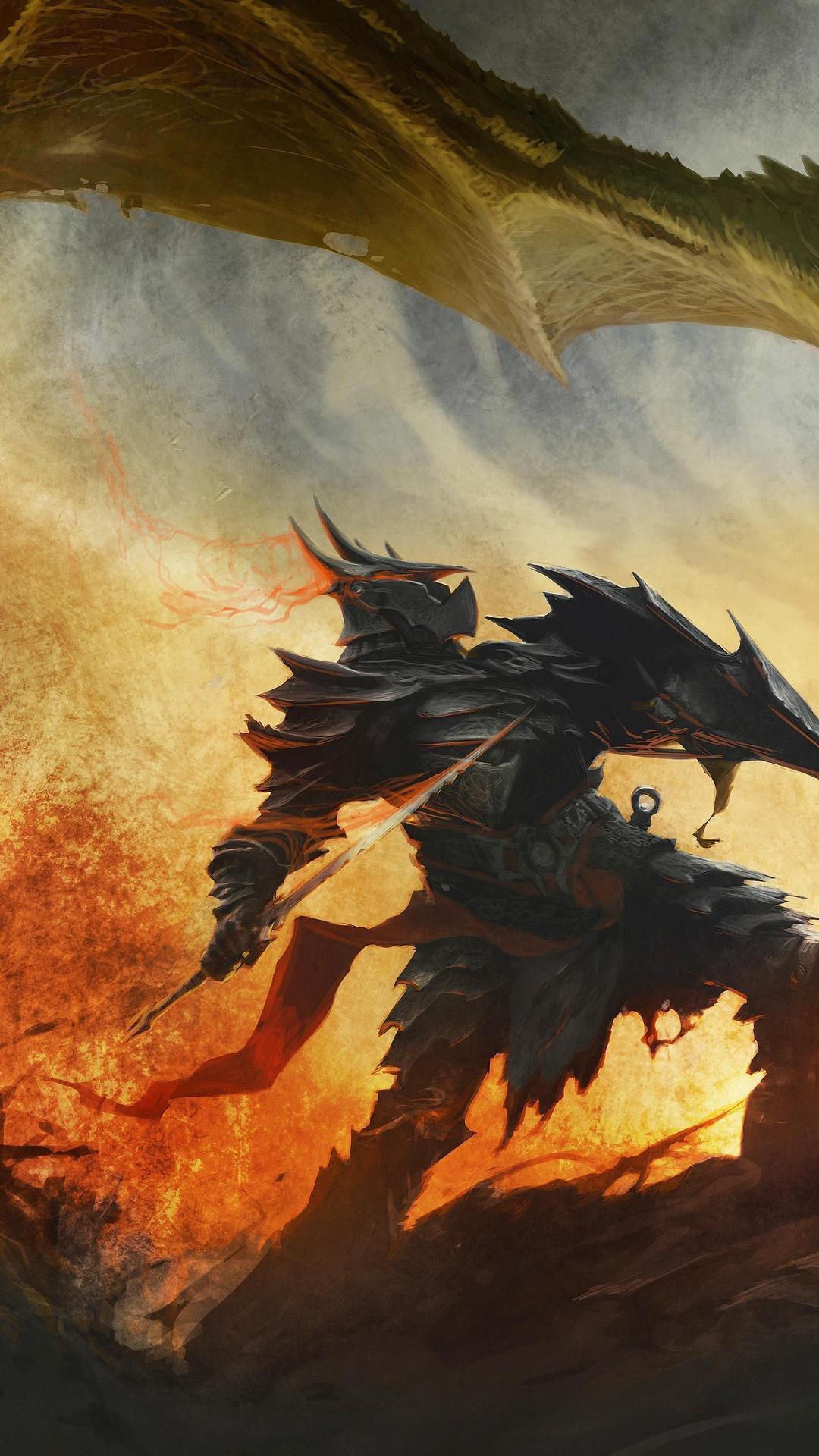 Hình nền chiến binh rồng