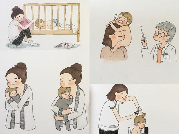 Những hình ảnh ý nghĩa về mẹ