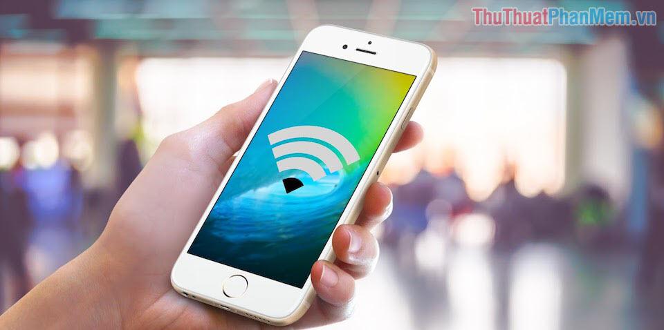 Hạn chế phát Wifi