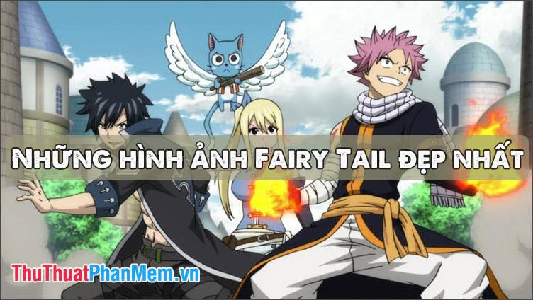 Những hình ảnh Fairy Tail đẹp nhất