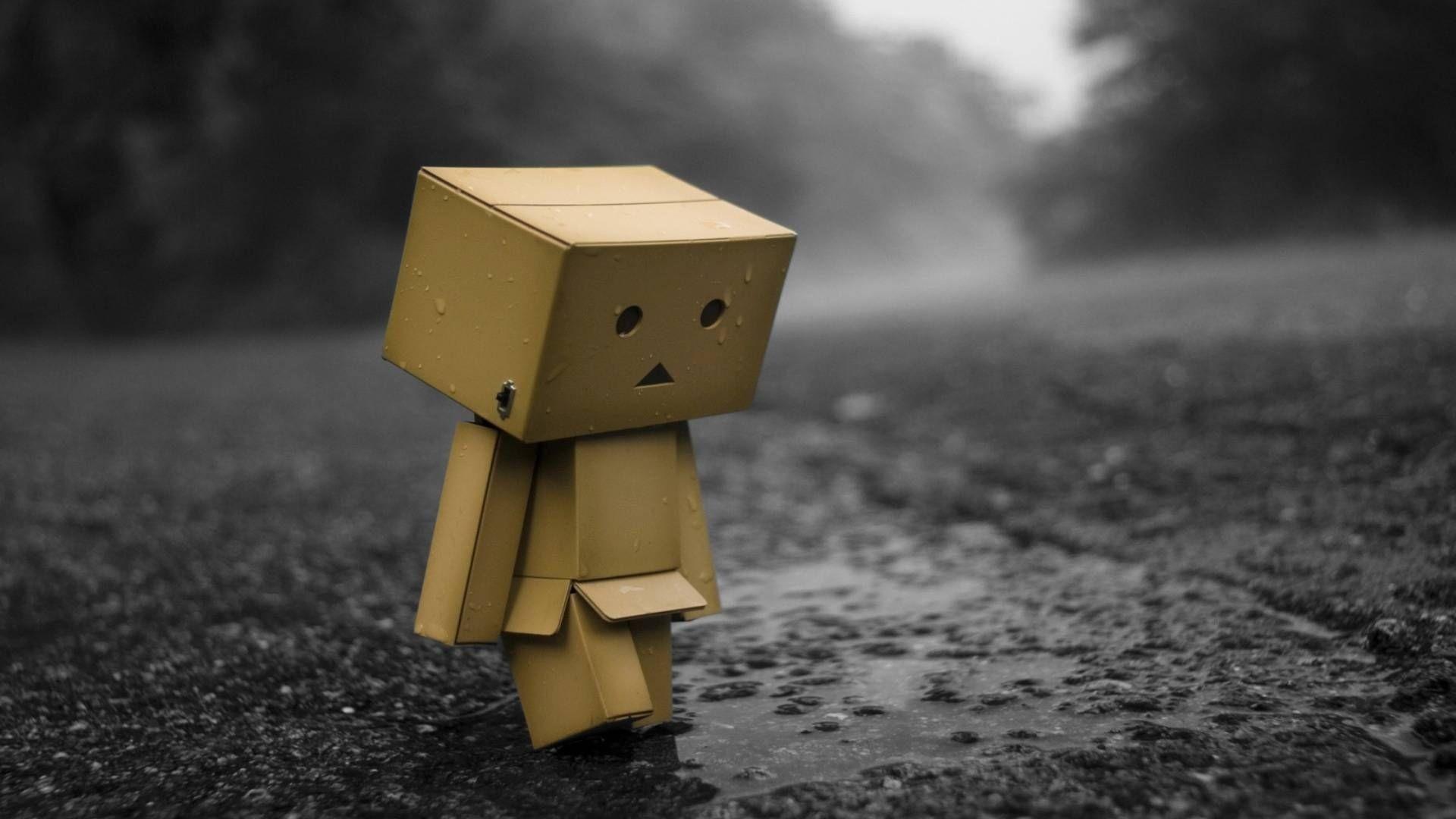 Ảnh buồn khóc một mình