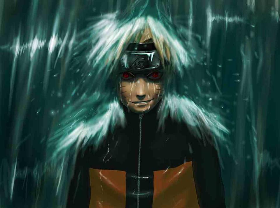 Hình 3D nhân vật naruto