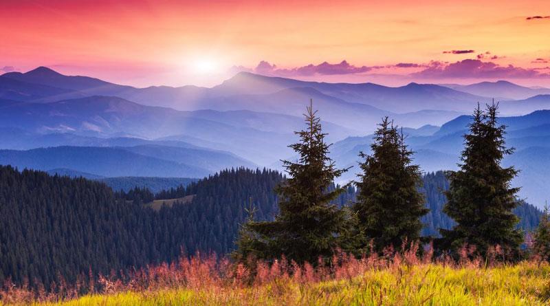 Hình ảnh bình minh đẹp trên thế giới
