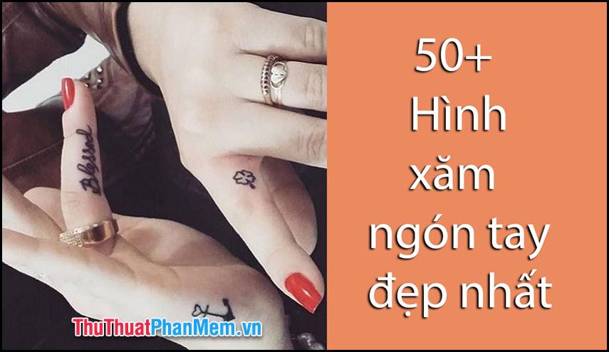 50+ Hình xăm ngón tay đẹp nhất