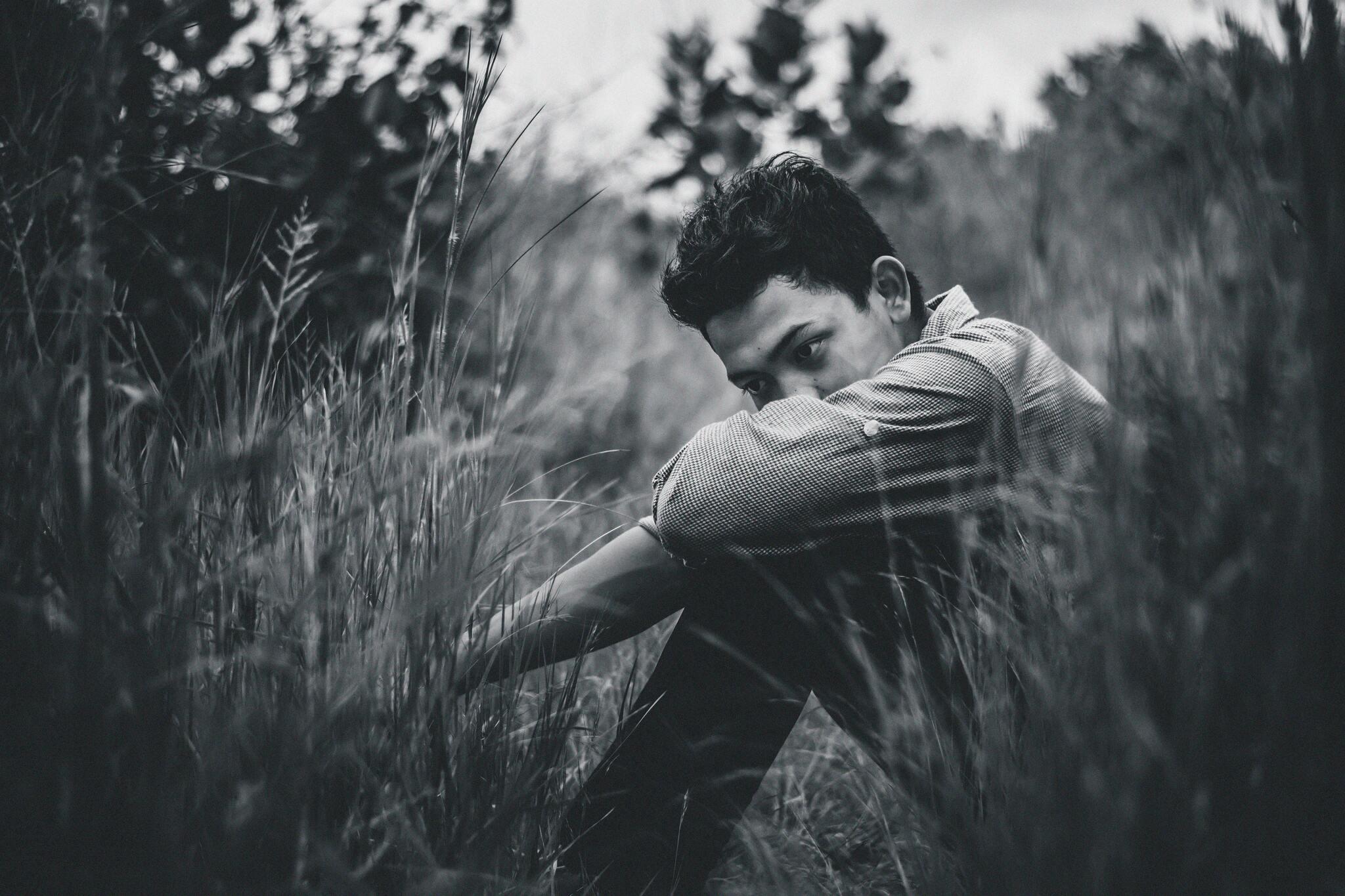 Ảnh cảm xúc buồn tuyệt vọng đẹp