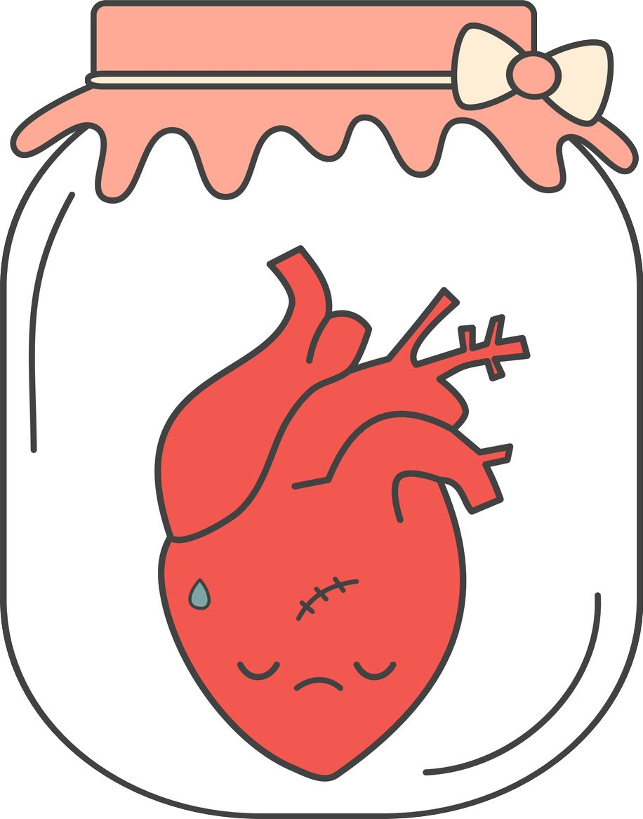 Ảm trái tim tổn thương