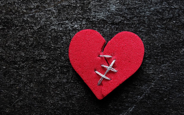 Ánh trái tim bị vá