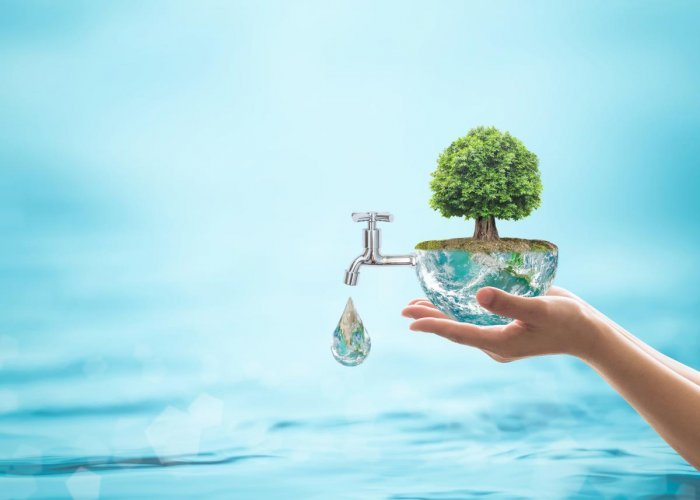 Hình ảnh bảo vệ nguồn nước