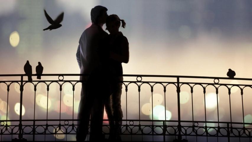 Hình ảnh cặp đôi hạnh phúc