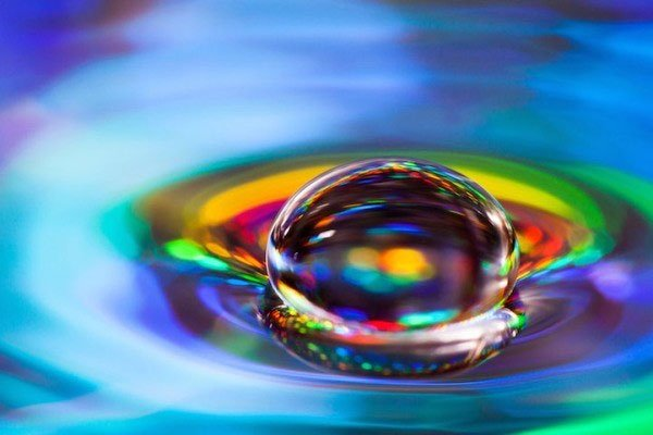 Hình ảnh giọt nước đẹp