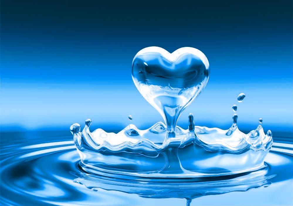 Hình ảnh nước trái tim