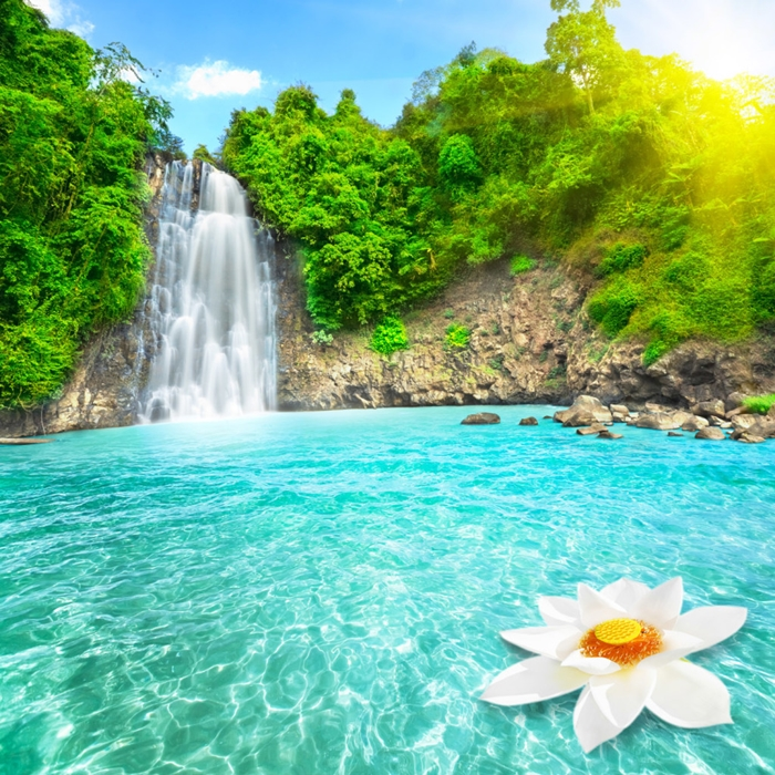 Hình ảnh thác nước đẹp