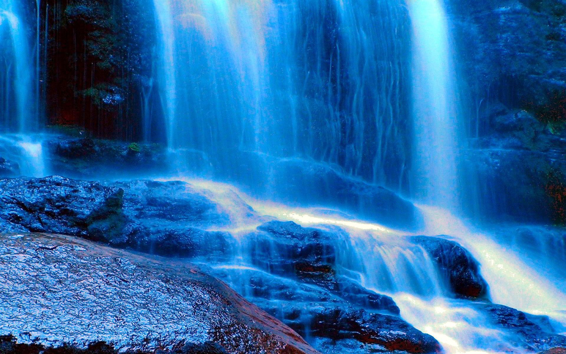 Hình ảnh thác nước