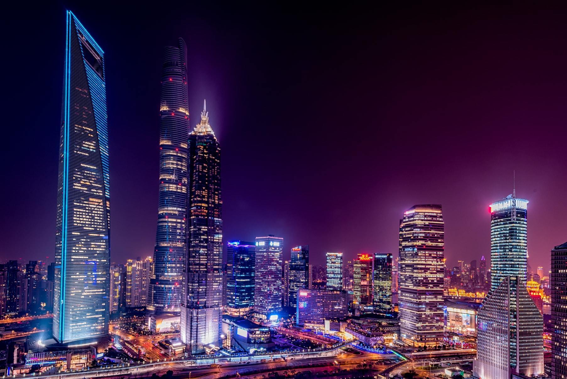 Hình ảnh thành phố lung linh tuyệt đẹp