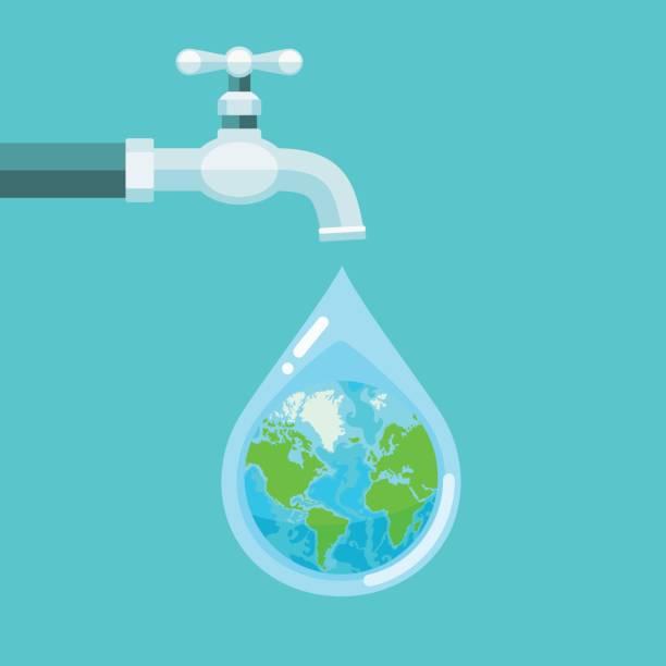 Hình ảnh tiết kiệm nước