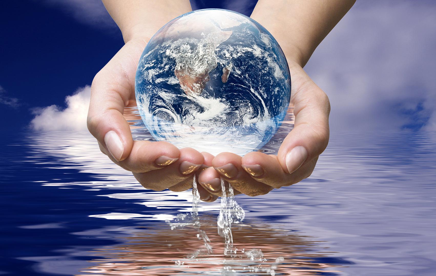 Hình ảnh Trái đất và nước