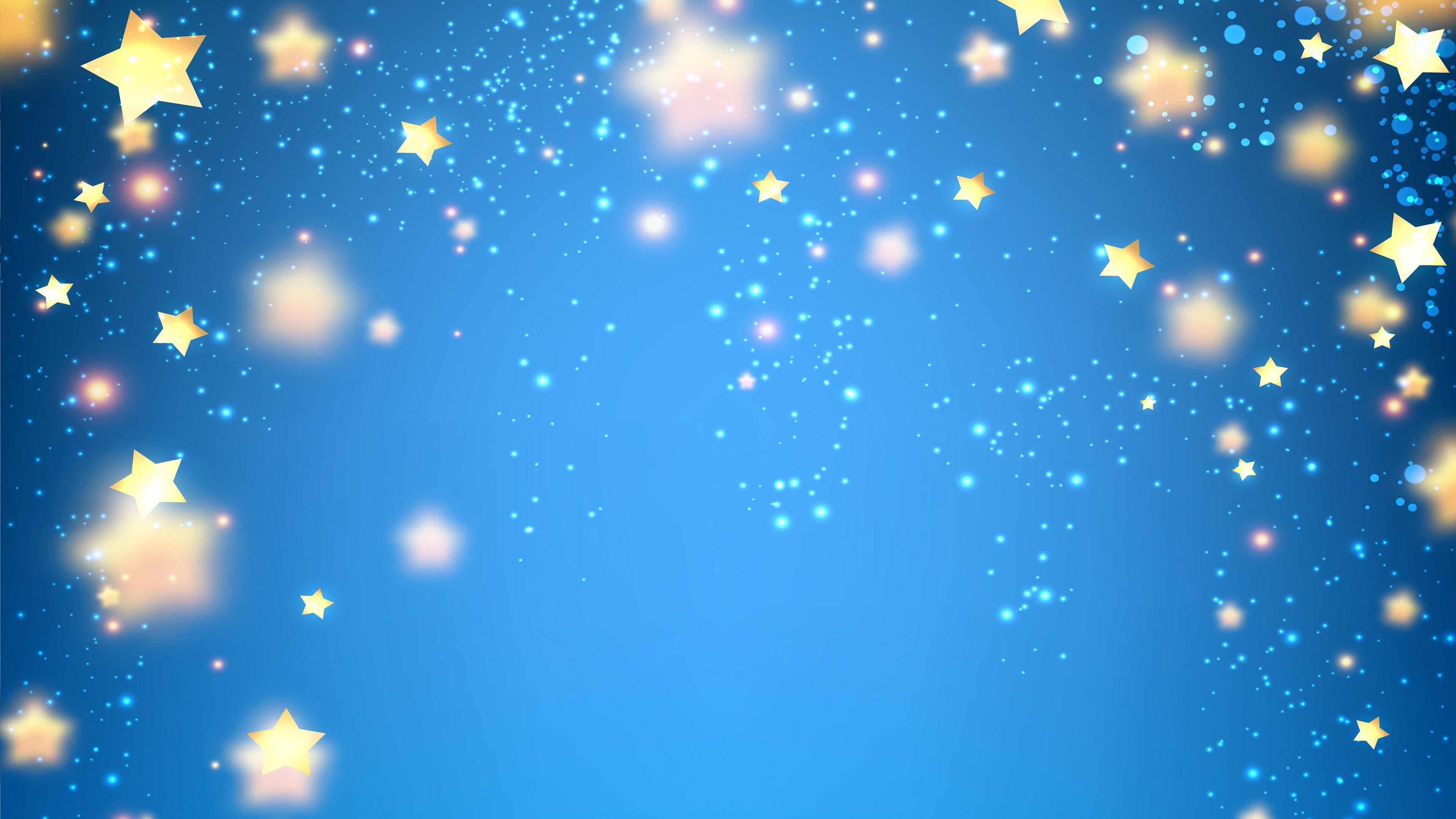 Hình nền ngôi sao may mắn