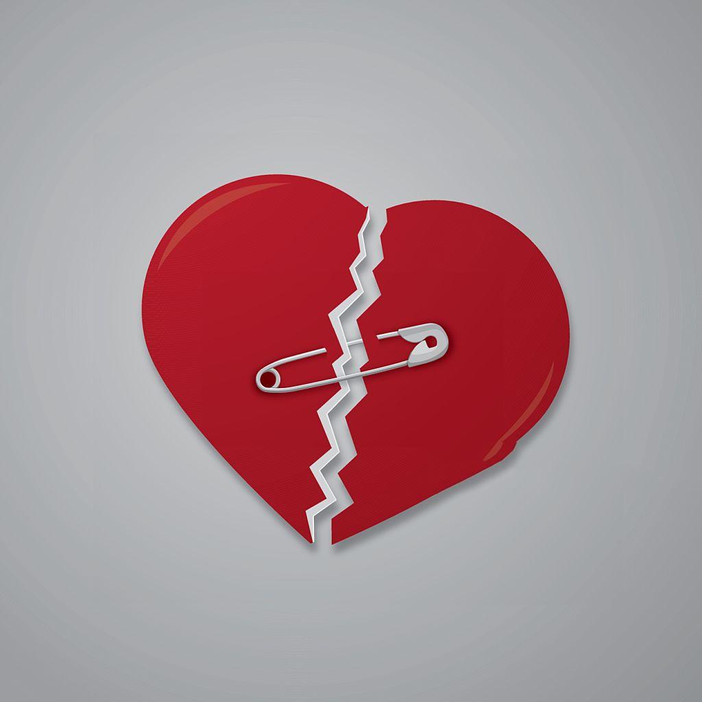 HÌnh trái tim buồn ý nghĩa