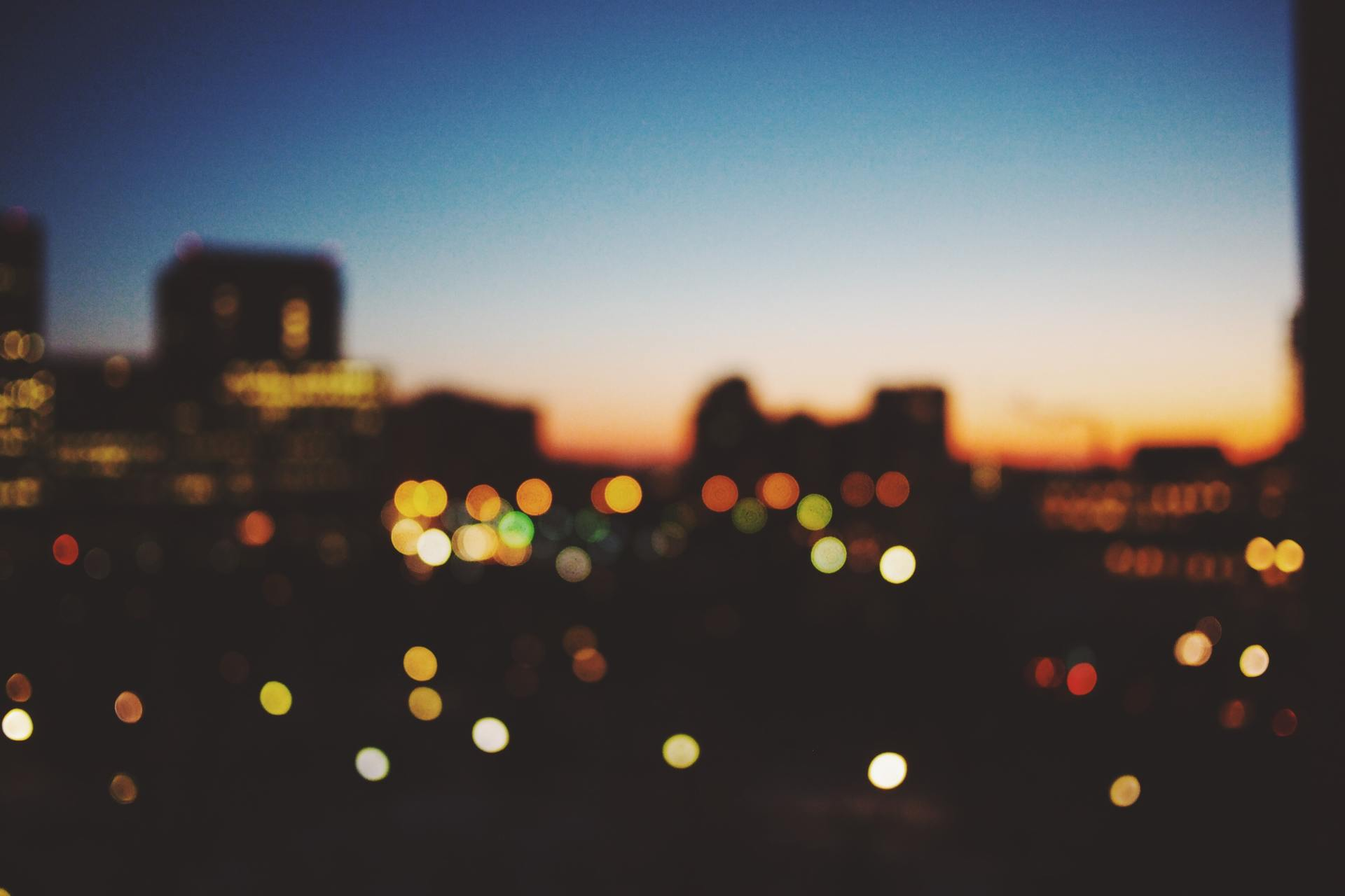Thành phố buồn về đêm