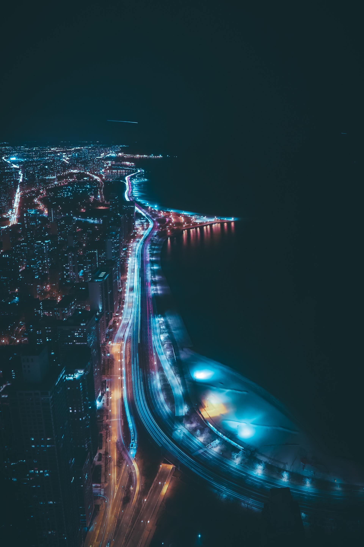 Thành phố đèn lung linh