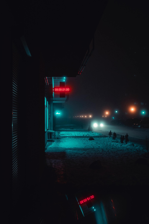 Thành phố lung linh buồn