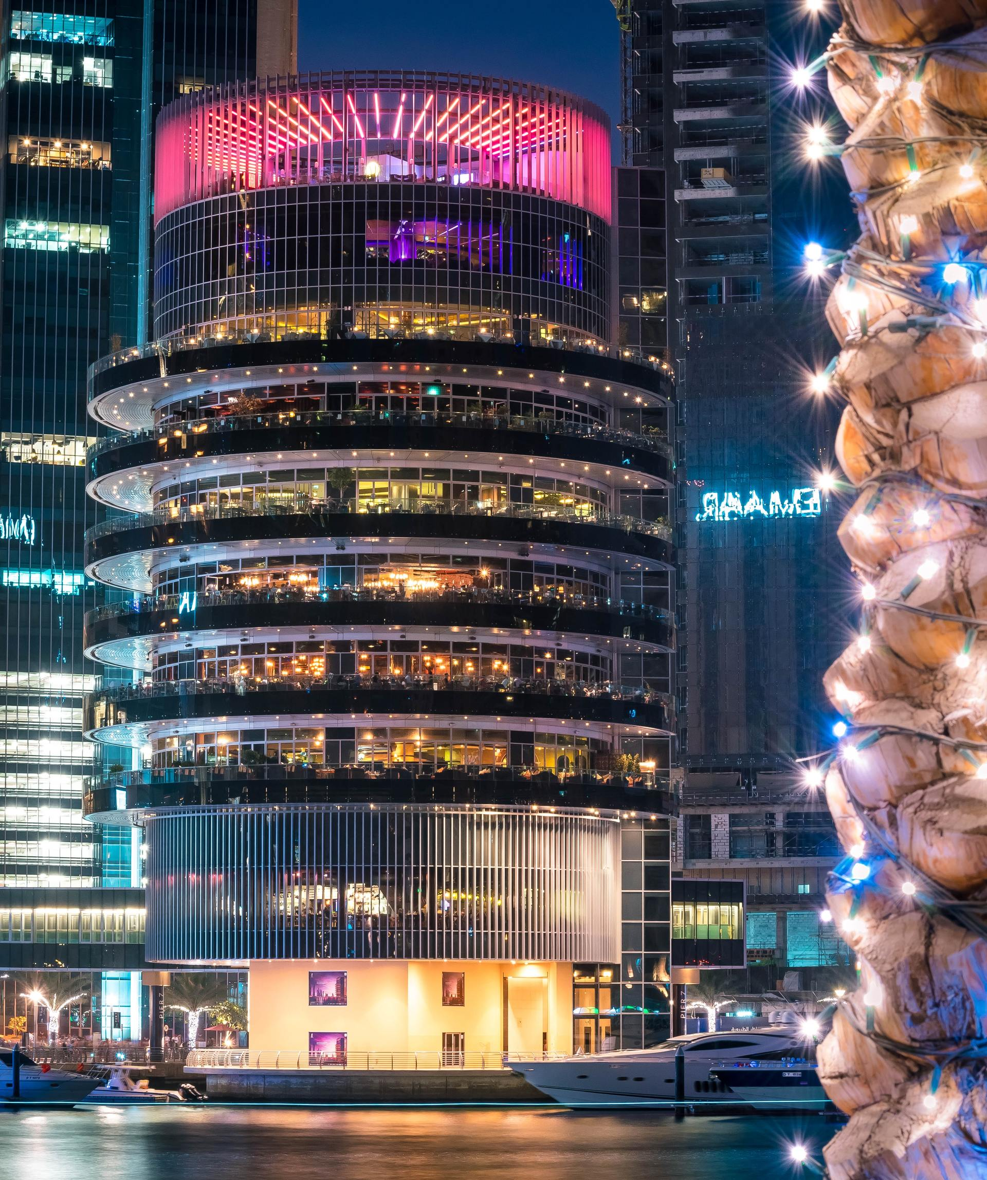Thành phố lung linh đèn đẹp nhất