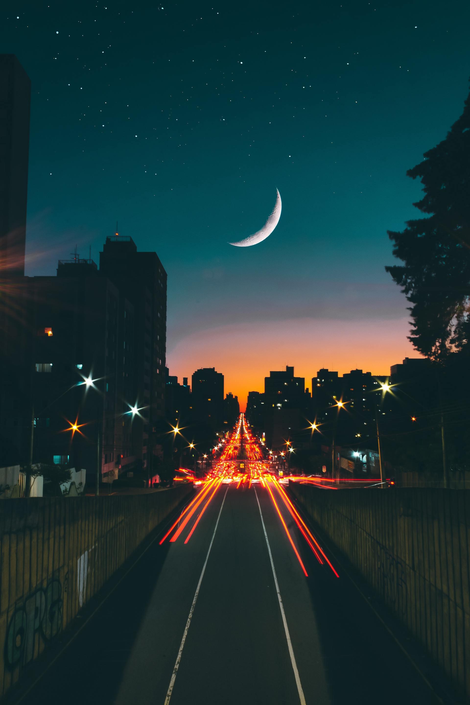 Thành phố lung linh về đêm đẹp tuyệt vời