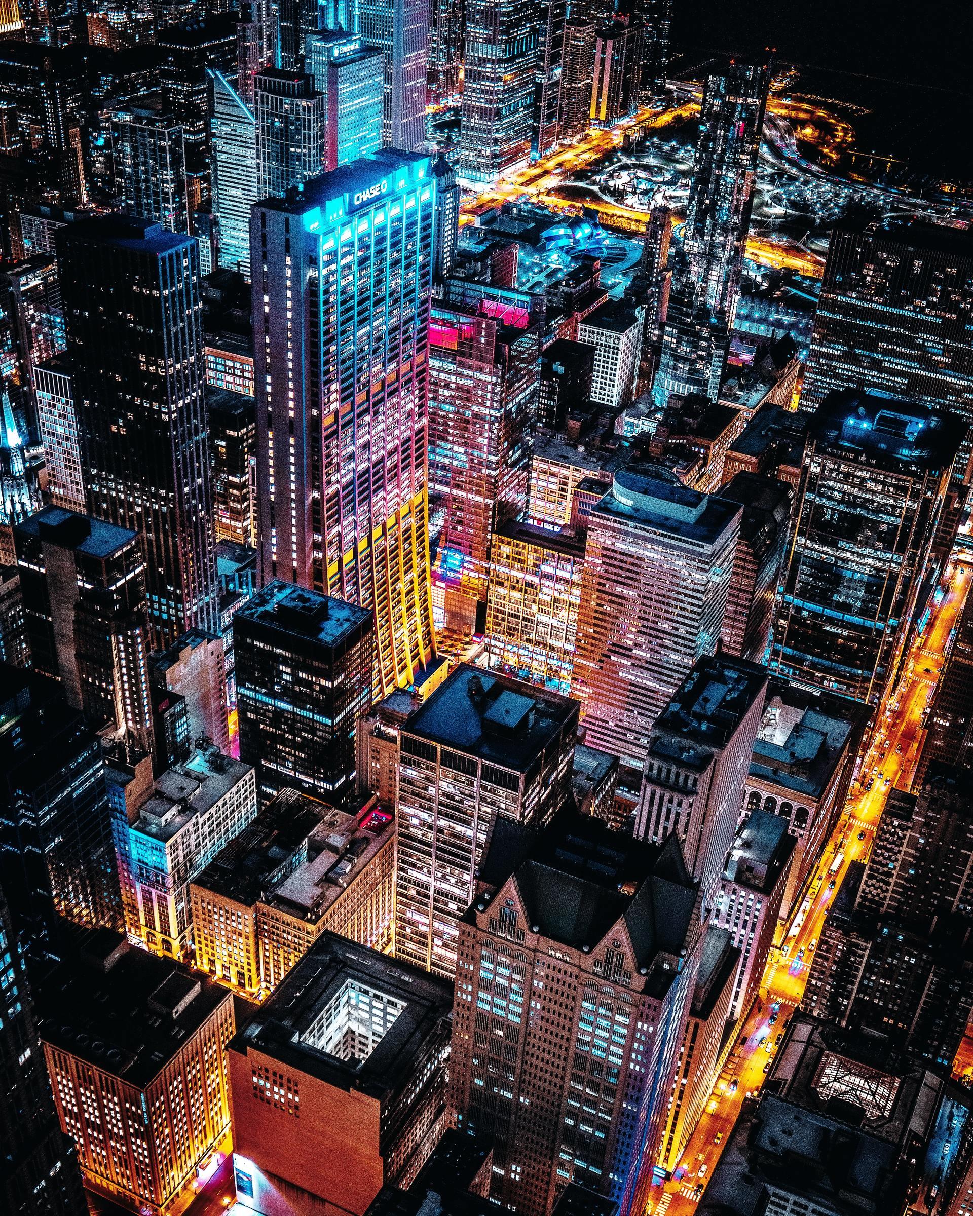 Thành phố lung linh