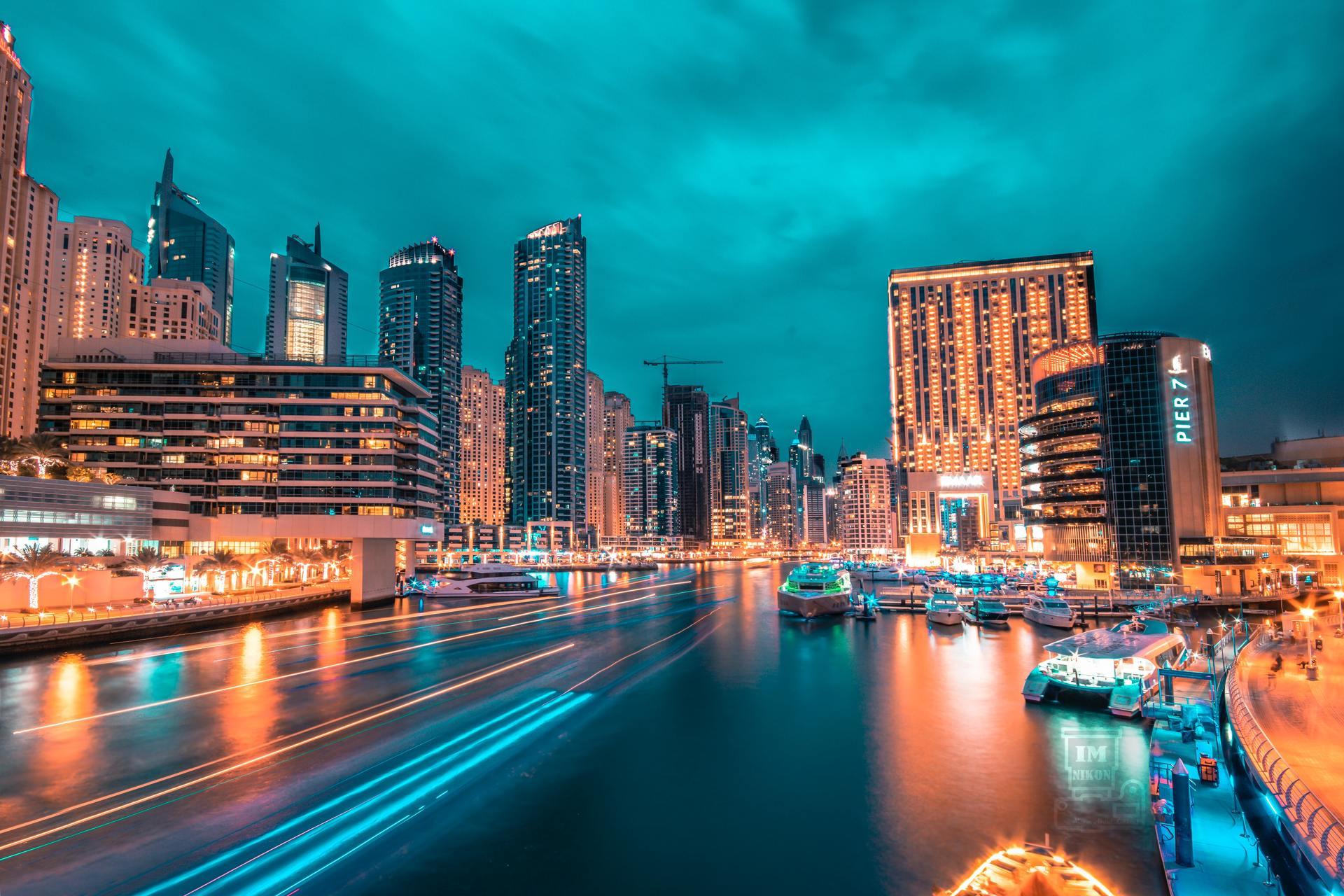 Thành phố toàn đèn