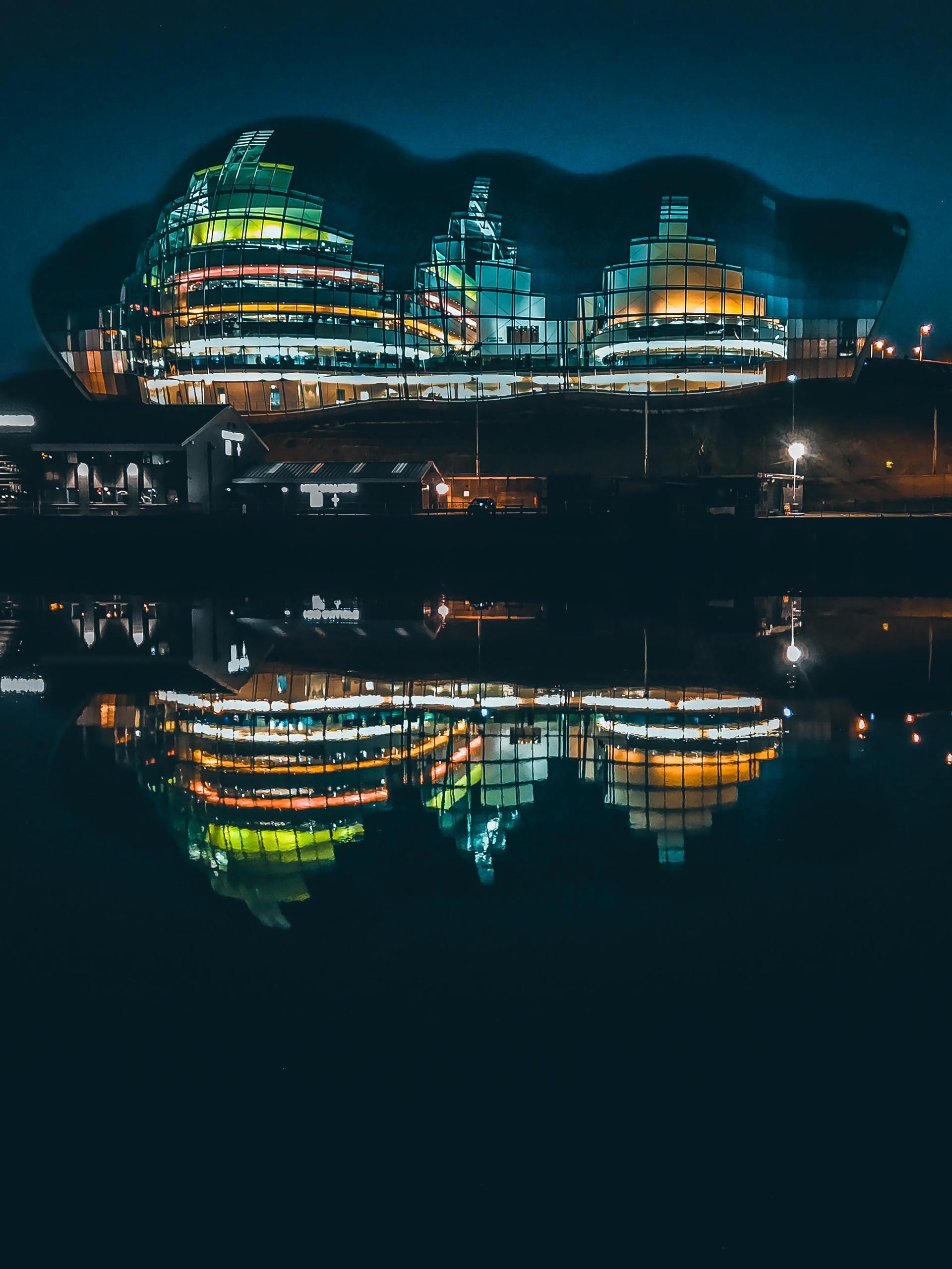 Thành phố về đêm cực đẹp