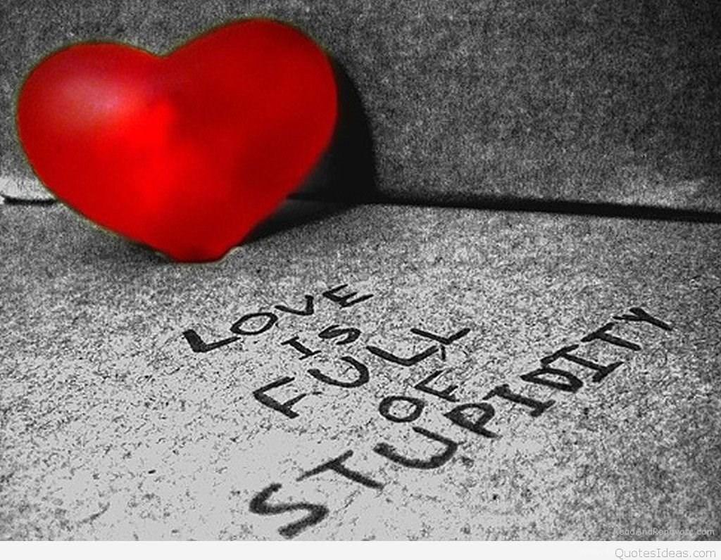 Trái tim buồn