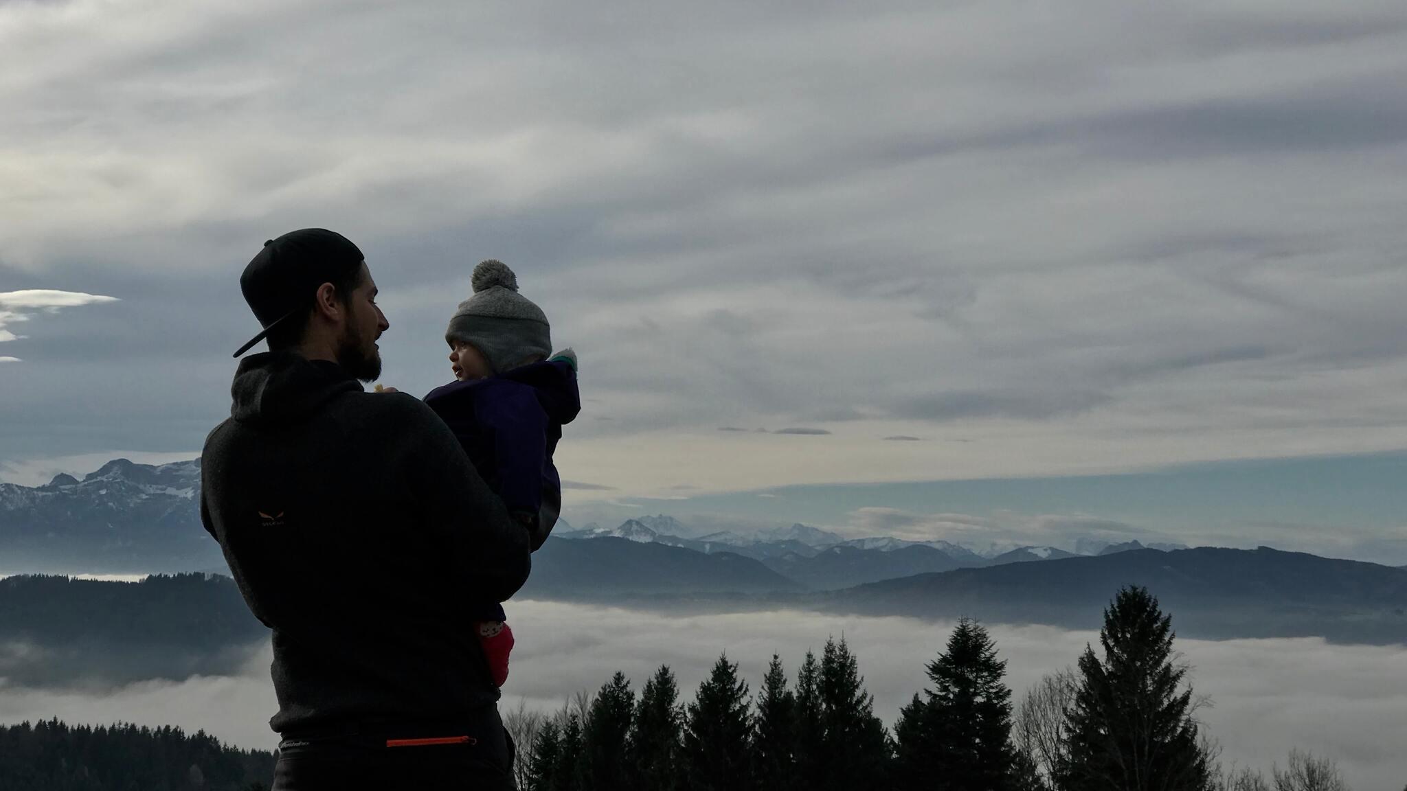 Hình ảnh cha và con