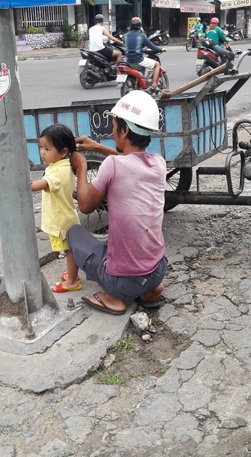 Hình ảnh về người cha nghèo đẹp nhất