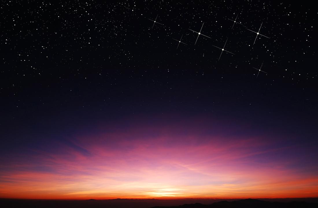 Ảnh bầu trời đêm tuyệt đẹp