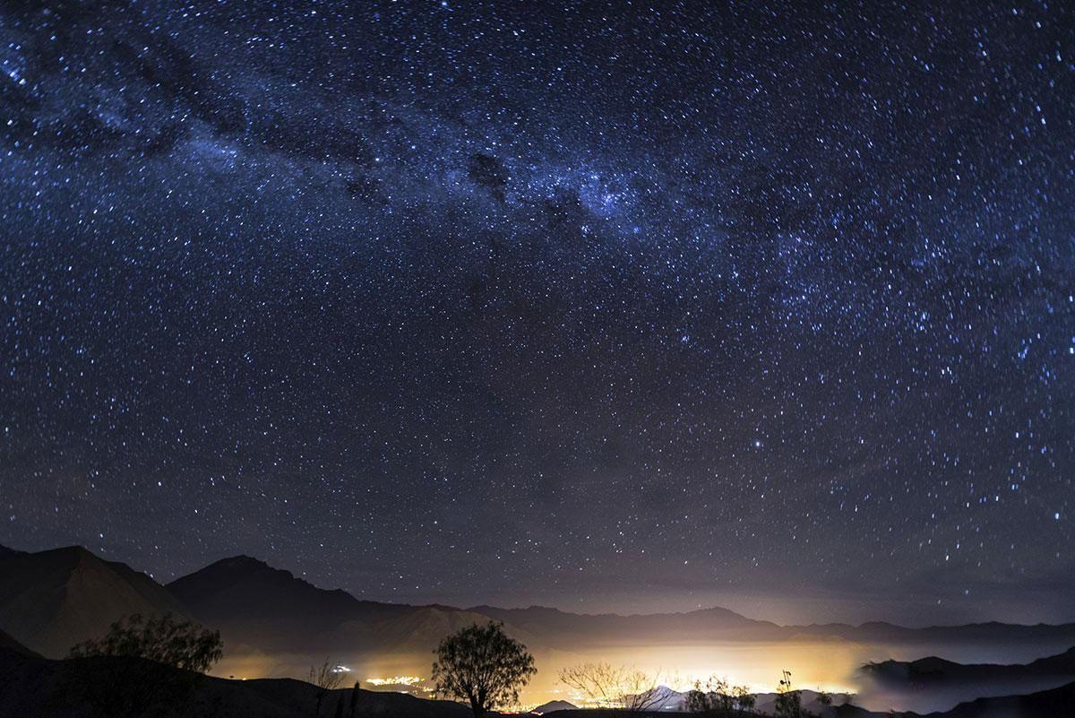 Ảnh bầu trời sao đêm đẹp nhất