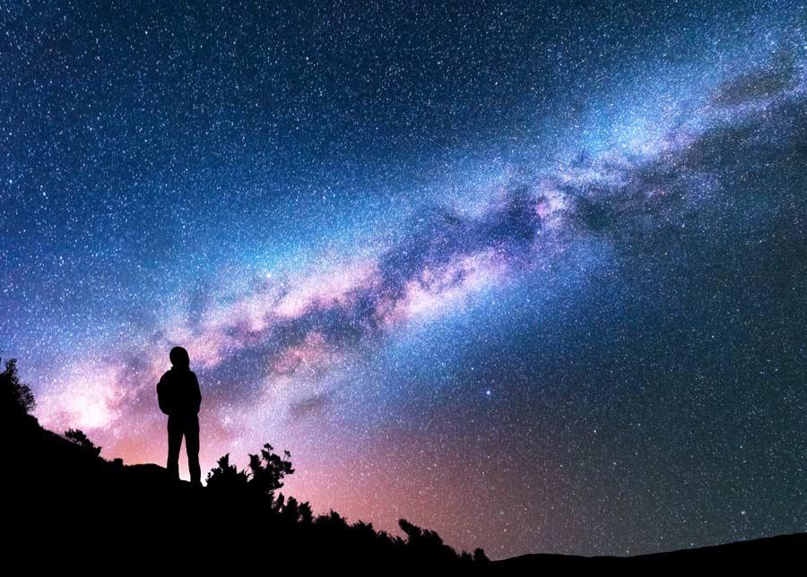 Ảnh đẹp về bầu trời đêm