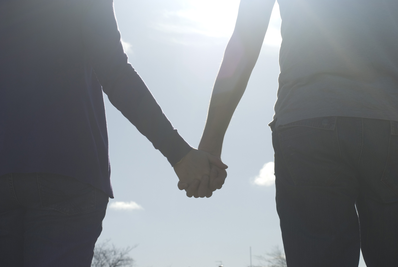 Ảnh nắm tay nhau đẹp