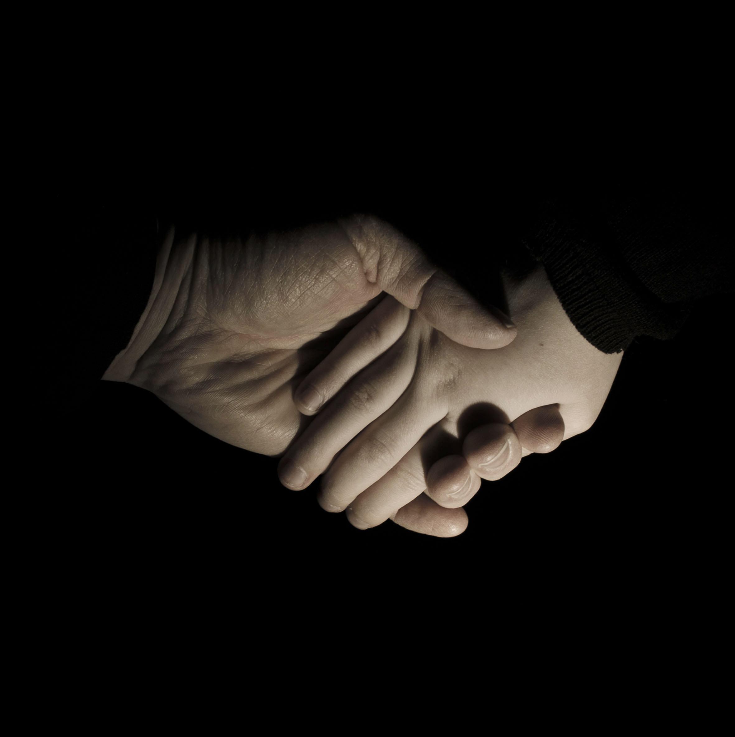 Ảnh nắm tay rất đẹp