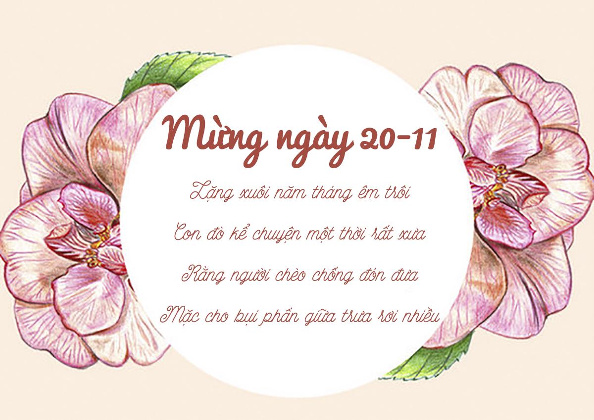 Ảnh ngày nhà giáo Việt Nam 20-11 ý nghĩa nhất