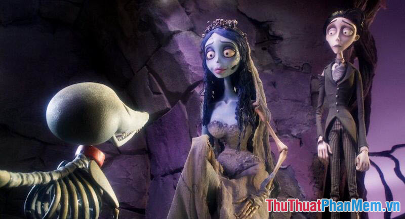 Corpse Bride - Cô Dâu Ma