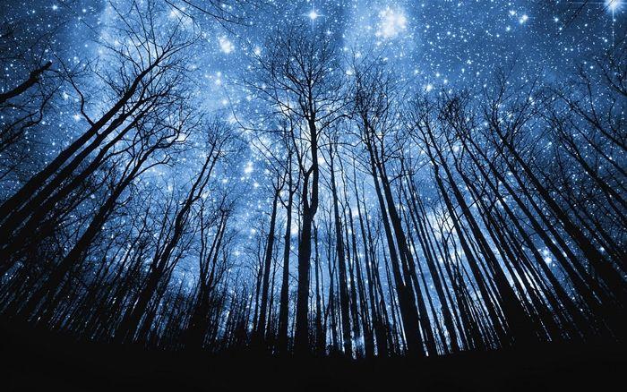 Hình ảnh bầu trời đêm cực đẹp