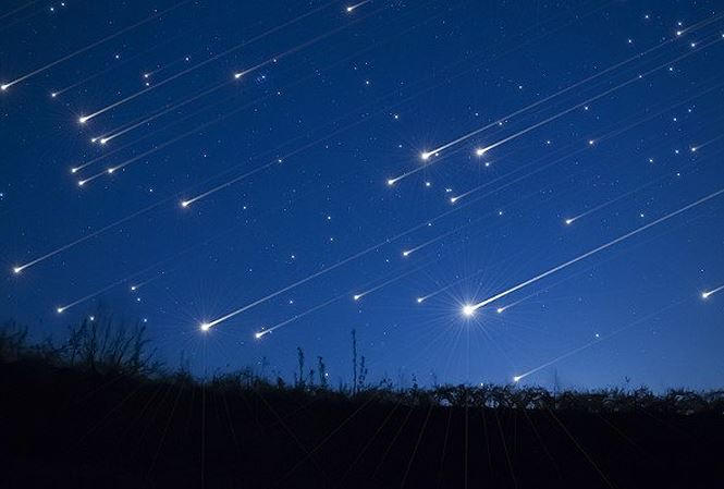 Hình ảnh bầu trời sao đêm